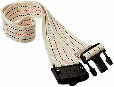 """FABE-50513236-FabLife Gait Belt, Safety Quick Release Buckle, 36"""""""