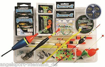 Fishing set BIG BAG FLYING ANGEL BOX fish accessories-heavy  100 Pieces