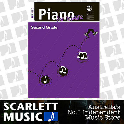 AMEB Piano for Leisure Series 3 - Grade 2 ( Two / Second ) *BRAND NEW*