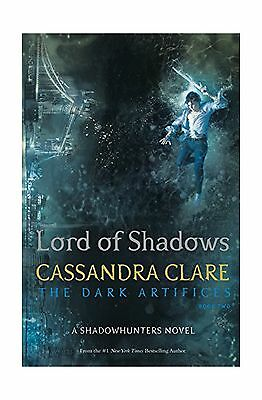 Lord of Shadows (The Dark Artifices) Standard Edition - Cassandra Clare - Book