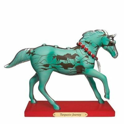 New Enesco Trail of Painted Ponies Figurine, Turquoise Journey