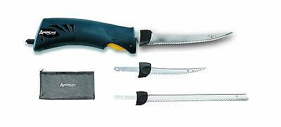 American Angler Classic Heavy Duty Electric Fillet Knife Precision Kit  110 V