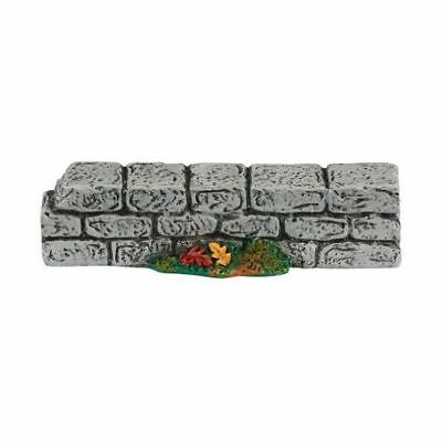 New Dept56 Harvest Fields Stone Fence