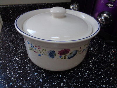 Bhs Priory Small Lidded Casserole