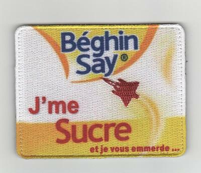 PATCH MIRAGE 2000 D - 3/3 ARDENNES - Beghin say