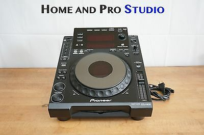 Pioneer CDJ-900 DJ Digital Media Player Multi Format USB/CD/MP3/PC Turntable