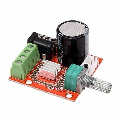 Mini Hi-Fi Audio Stereo Amplifier 2x10W PAM8610 Dual Channel D Class Module N3