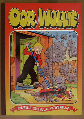 Oor Wullie Annual 1998 - Excellent Condition