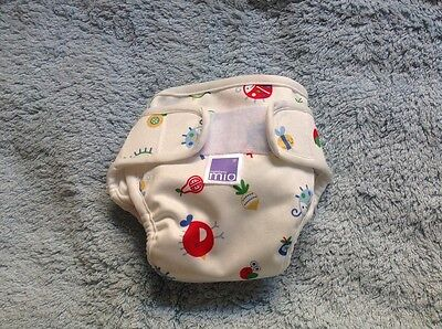 Bambino Mio - Patterned Nappy Cover. Small. 5kg
