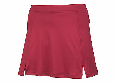 Classic Club Sport Ladies Skort  - Maroon