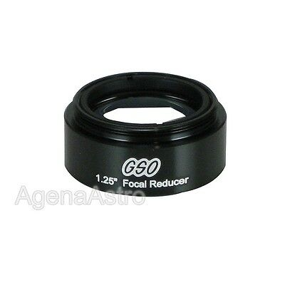 "GSO 1.25"" 0.5x Focal Reducer for Telescope  # GSRD"