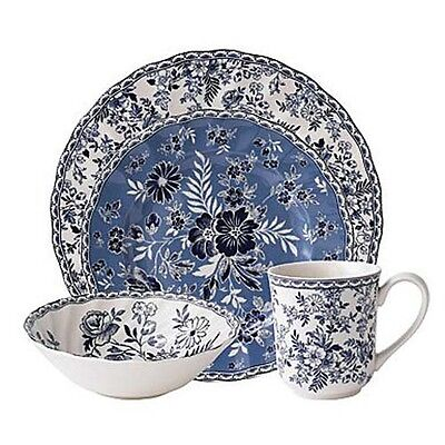 New Johnson Brothers Devon Cottage 4-Piece Place Setting