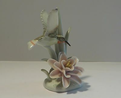 Sevilla Hummingbird Bird Figurine 1986