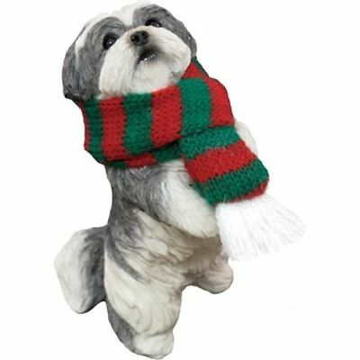 New Sandicast Shih Tzu Ornament