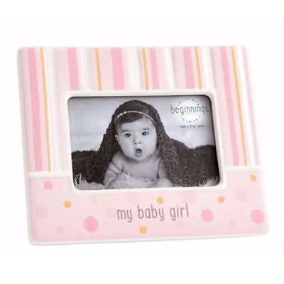 New Enesco - My Baby Girl Photo Frame