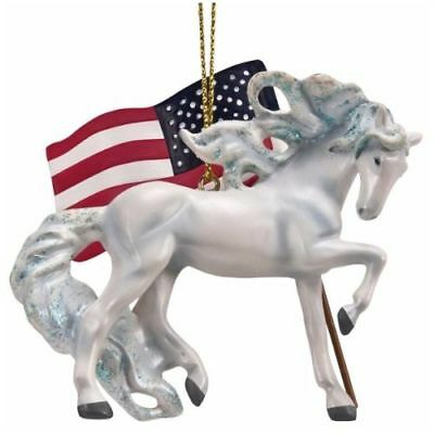 New Trail of Painted Ponies Unconquered Hanging Ornament