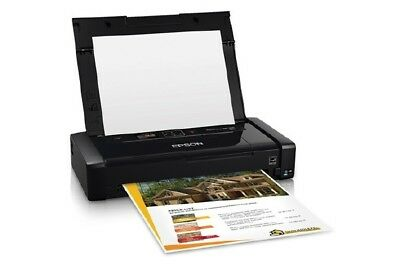 !!! A New Addition !!! Epson WorkForce WF-100 Mobile Printer - Color - 5760 x 14