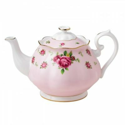 New Royal Albert Vintage Teapot 42.26 oz