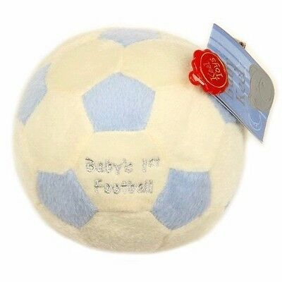 Baby's First Football Soft toy - newborn/baby gift, baby shower gift
