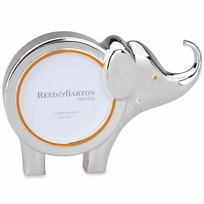 New Reed & Barton Jungle Parade Elephant Picture Frame