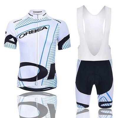 ORBEA Cycling Clothing Jersey & Pants Set S-5XL Free Shipping Team Pro