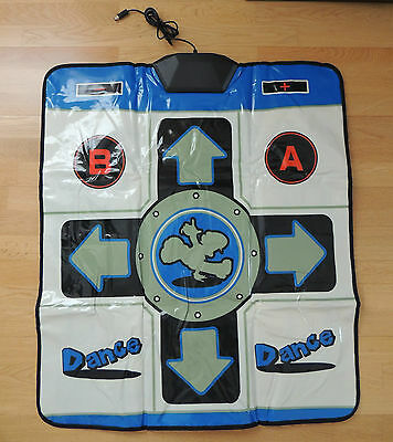 Base para baile para Nintendo Wii. Dance Advance. Dance mat surface. Wii - NGC
