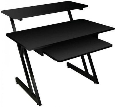 WS7500 Series Wood Workstation (Black)