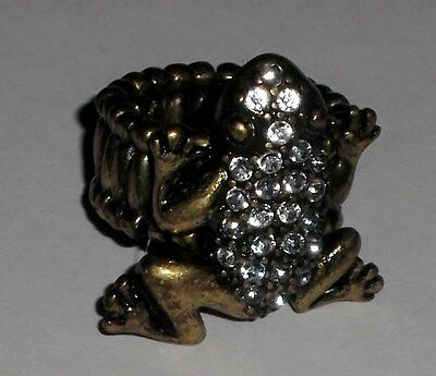 Frog Jewelry Ring