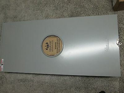 Milbank Three Phase 400 amp Meter Socket 320 amp continuous (New in box)