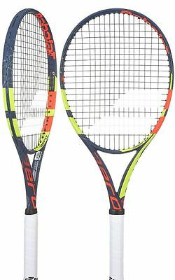 Babolat Pure Aero Roland Garros Grip Size 4 3/8 French Open 2017