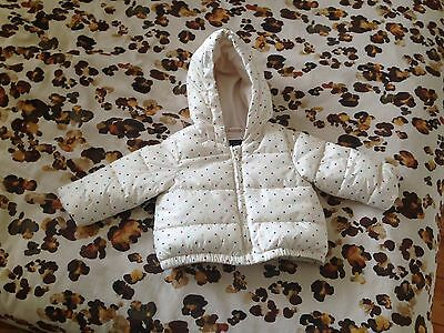 Baby Gap Quilted Puffer Jacket 12-18 months