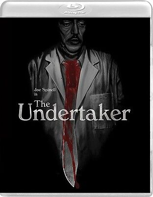 Undertaker - 2 DISC SET (2017, Blu-ray NEW)