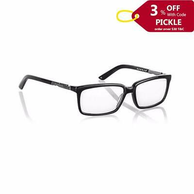 Gunnar Haus Crystalline Onyx Indoor Digital Eyewear PC Gaming Glasses Screen