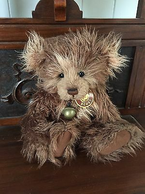 Charlie Bears Scruffy Lump Collection of Collectable Teddy Bears