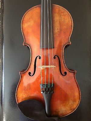 Beautiful Antique German violin, 3/4 size, for advanced student, amazing sound!!