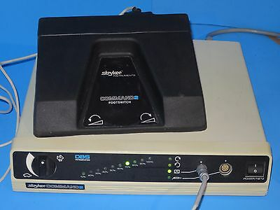 STRYKER Command 2 Console 2296-1 With Footswitch