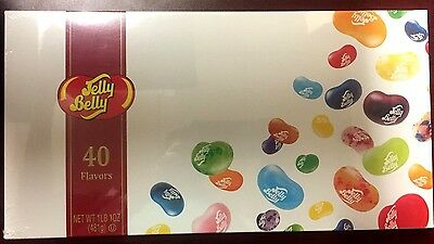 Jelly Belly 40 Flavours Gift Box 481g