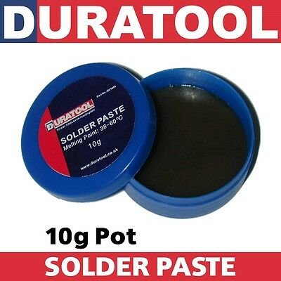10g Pot Solder Paste Grease Flux for Electronics Soldering Iron Station Kit Set
