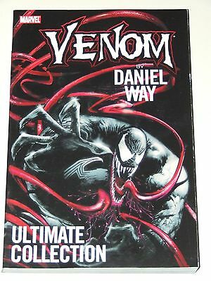 Venom by Daniel Way - Ultimate Collection TPB (2011 Marvel)