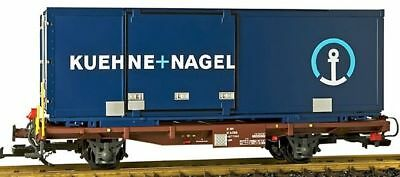 LGB 40893 | Speditions Containerwagen Spur 2m