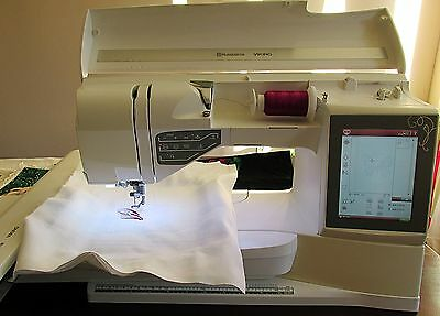 Sewing embroidery machine  Husqvarna Viking Designer Ruby