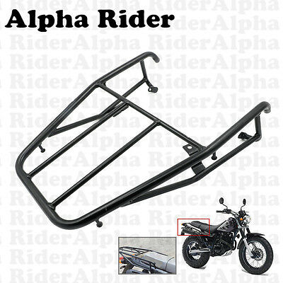 Rear Luggage Rack Shelf Tail For YAMAHA TW225 2002 2003 2004 2005- 2014 Off Road