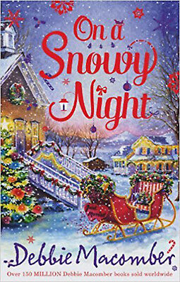 On a Snowy Night: The Christmas Basket / The Snow Bride, New, Macomber, Debbie B