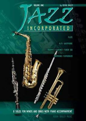 Jazz Incorporated Book 1 Flute Piano