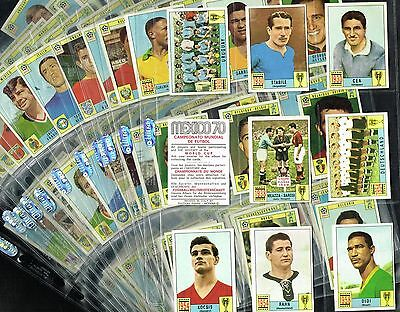 PANINI 'Mexico 70' (1970) ☆☆☆☆☆ WORLD CUP Football Stickers ☆☆☆☆☆