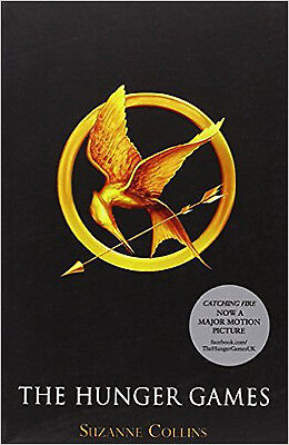 The Hunger Games,(Hunger Games Trilogy Book one), New, Collins, Suzanne Book