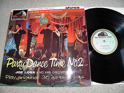 Joe Loss and his Orchestra - Party dance time (No.2)  Columbia CSD 1383 STEREO