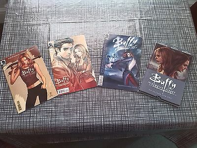 Buffy The Vampire Slayer Season 8 #1 to #3 and #6 to #10 Comics