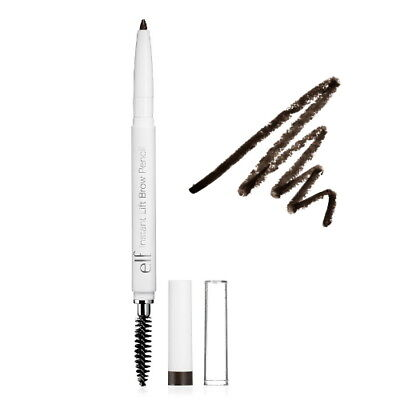 (6 Pack) e.l.f. Essential Instant Lift Brow Pencil - Deep Brown