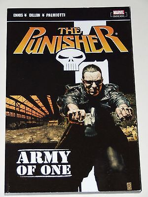 Punisher - Army of One TPB (2004 Marvel)